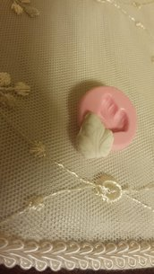 Stampo in silicone foglia