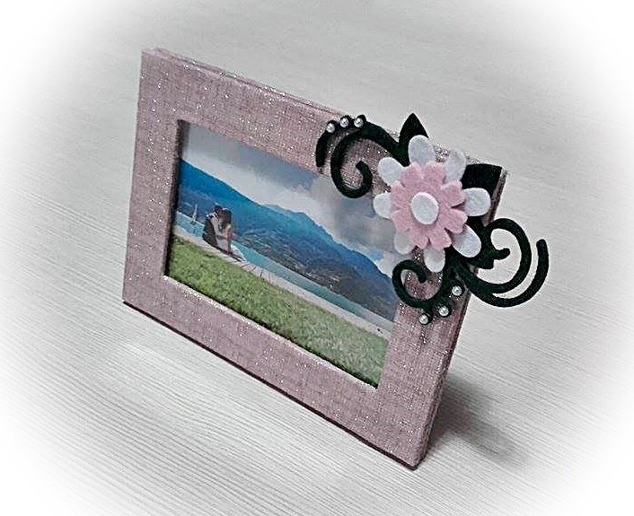 Cornice porta foto