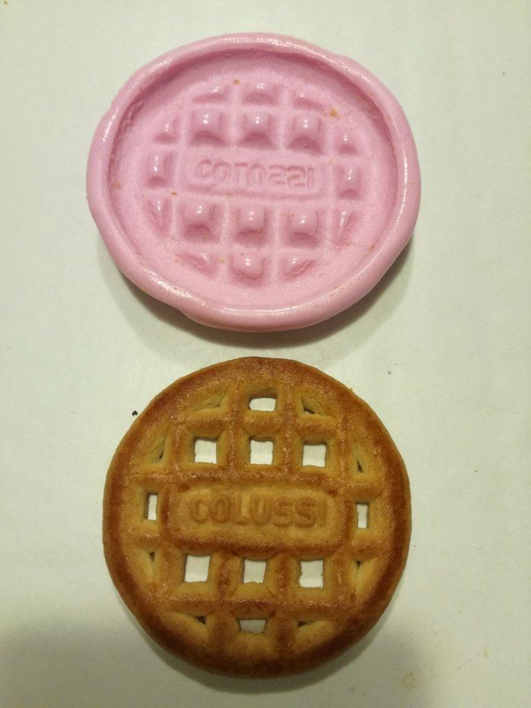 Stampo biscotto tondo