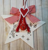 Decorazione natalizia - Stella