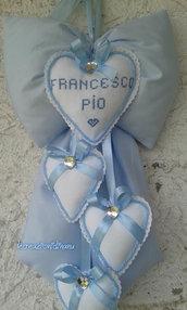 fiocco nascita Francesco Pio