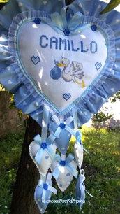 fiocco nascita Camillo
