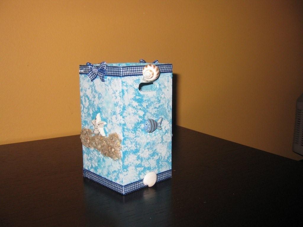 box in legno  (dimensione 8X14)