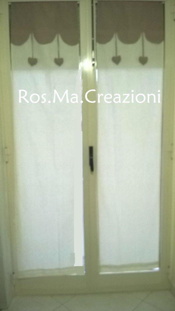 Sconto 2 tende per porta finestra per la casa e per te - Tende per porta finestra ...