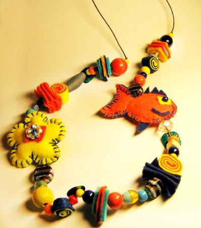 Collana fish