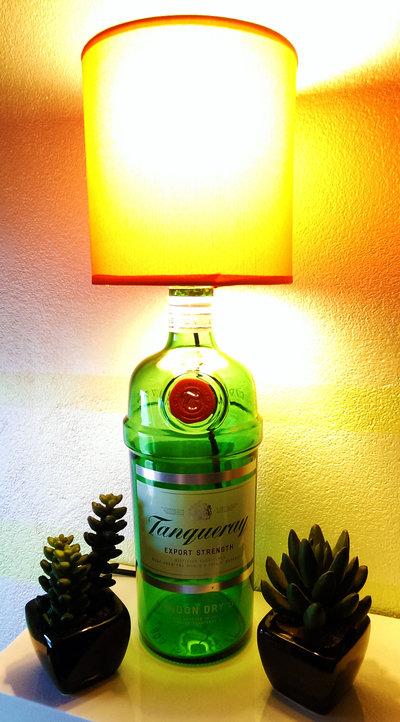 LAMPADA bottiglia design