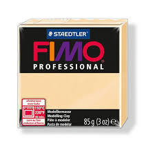 OFFERTISSIMA! 1 panetto FIMO PROFESSIONAL color CHAMPAGNE n°2 - (85 gr)