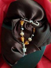 Decorazione con foulard