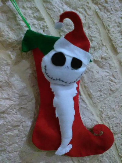 Calza Nightmare before Christmas