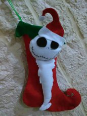 Calza Nightmare before Christmas