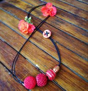 """Bubbles&Buttons Capsulecollection """"Red"""""""