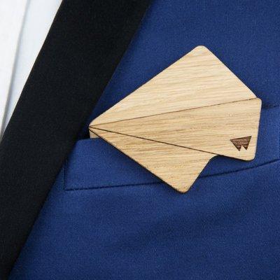 Pochette in legno