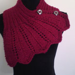 scalda collo sciarpa lana maglia donna