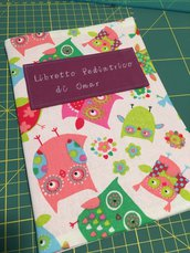 Cover Per Libretto pediatrico