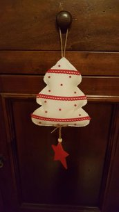 Decorazioni - alberelli natalizi