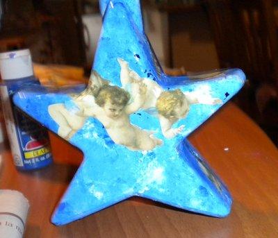 stella di vetro