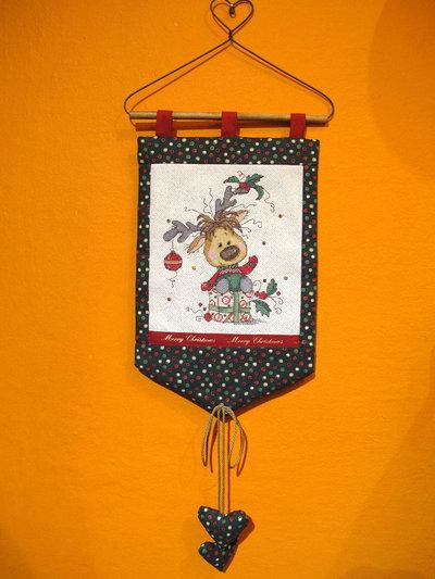 """Decorazione Natalizia """"Merry Christmas"""""""