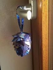 Pigna decorativa di natale/ornamento di natale