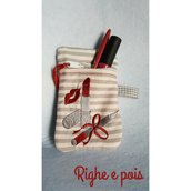 Porta rossetto  da borsetta