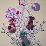 Decorazioni e Addobbi di Natale - Cappellini Decorativi per le Feste - !Christmas Collection!