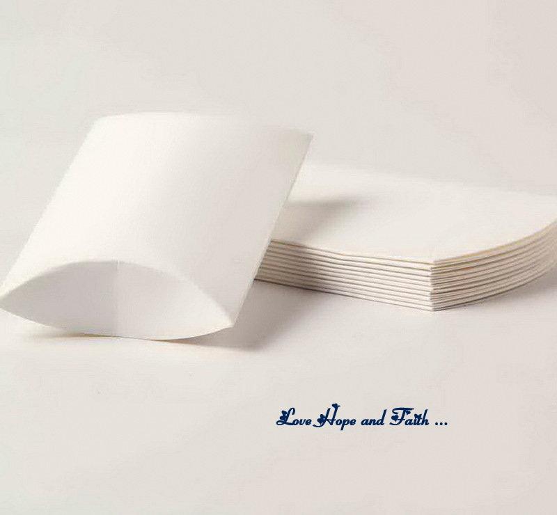 1 Scatolina in cartoncino bianco (cod. new)
