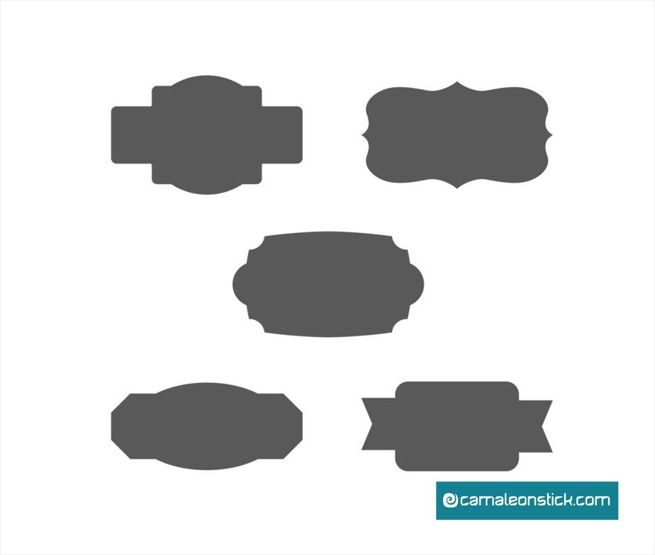 Lavagna adesiva etichette classiche - adesivo murale per vasetti - lavagna etichette per barattoli cucina - lavagna sticker