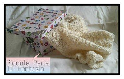 Copertina carrozzina neonato
