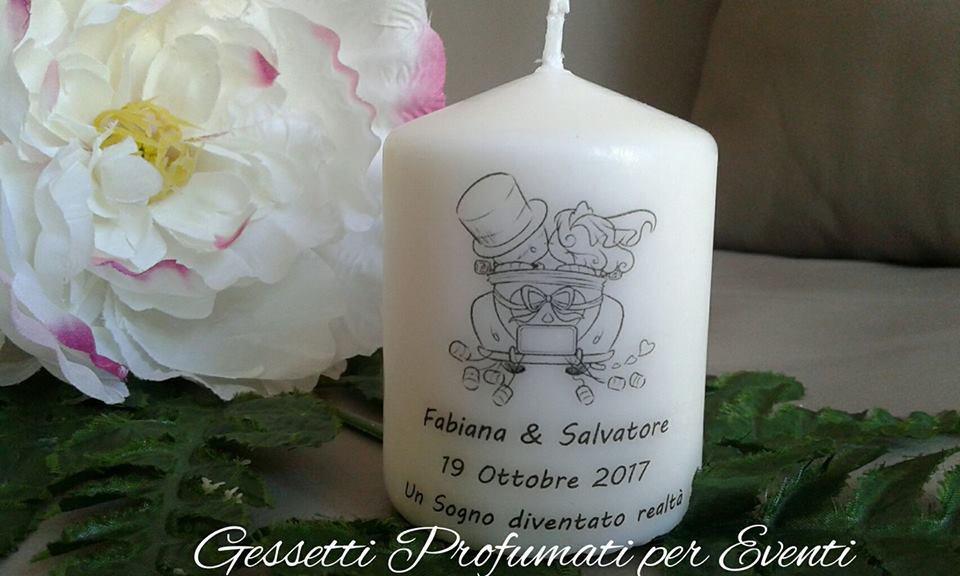 Candele Matrimonio Segnaposto.121 Candele Segnaposto Candele Natalizie Segnaposto