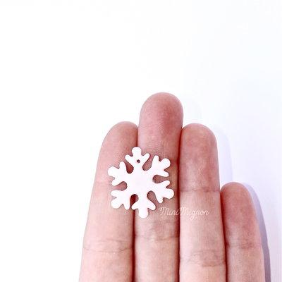 """Orecchini pendenti """"Fiocchi di neve"""""""