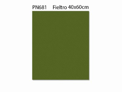 FELTRO RIGIDO cm.40X60 mm.1