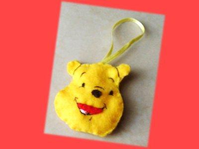 Winnie Pooh feltro
