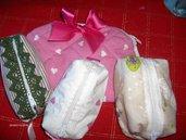 Borsellini vari per spiccioli  o altre necessità da tenere in borsetta