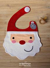 Bavaglino Santa Claus