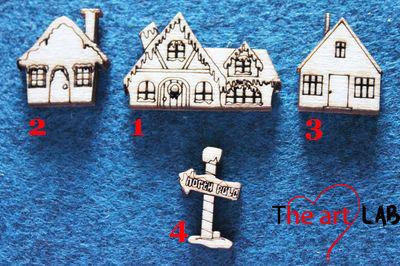 Villaggio di Natale_set piccolo