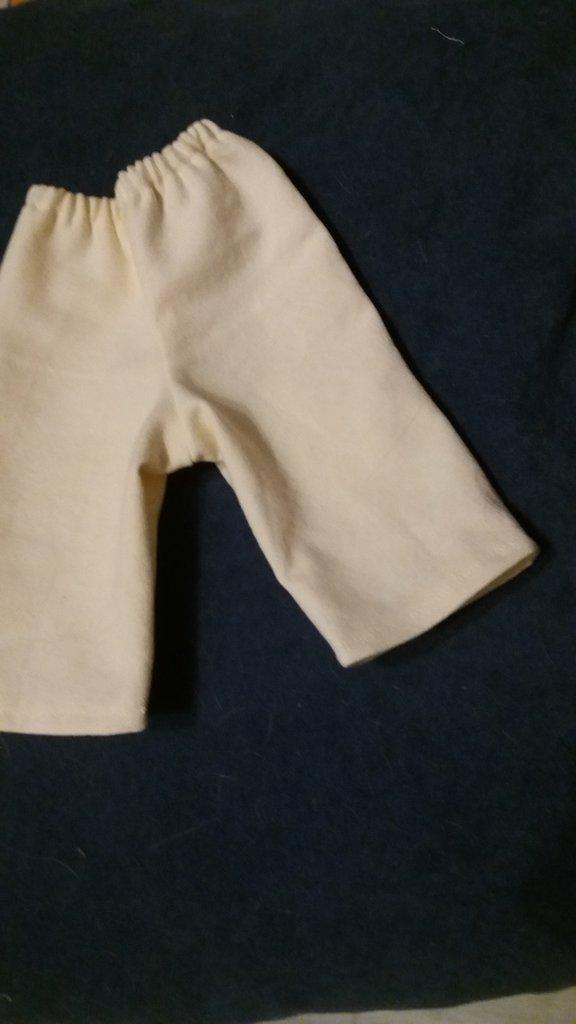 pantaloni per bambole