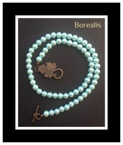 Collana Perle di Boemia