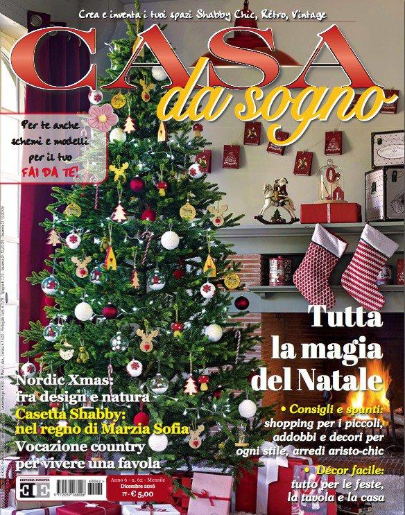 Casa da Sogno n.62 (Dicembre 2016)