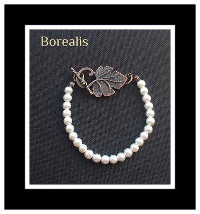 Bracciale Perle di Boemia