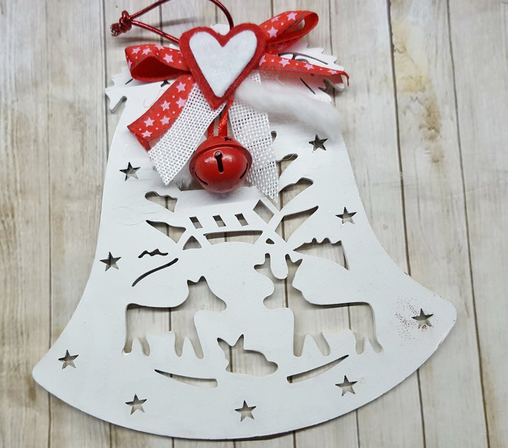 Decorazione natalizia - Campana