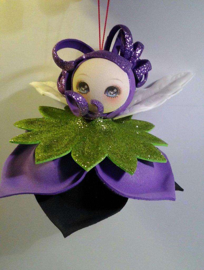 Fairy bell  viola