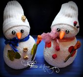 pupazzo di neve handmade| pupazzo di neve| pupazzo di neve fimo| snowman| polymerclay snowman| addobbi handmade| natale handmade| idee regalo natale| decori natalizi fimo| antistress handmade