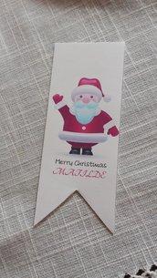 Biglietti auguri natalizi, Babbo Natale