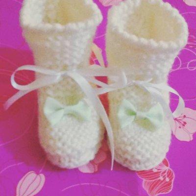 Scarpette scarpine stivaletti neonato regalo