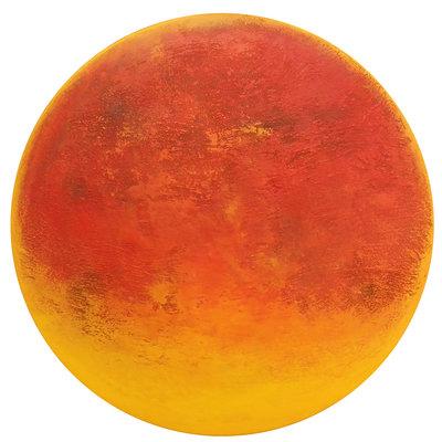 """Red Sun - Colori e simboli tra cielo e terra"""