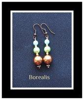 Orecchini Perle di Boemia