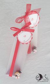 bomboniere laurea sacchetti portaconfetti bustina pvc dolline laureanda laureando bomboniere complete confetti originali