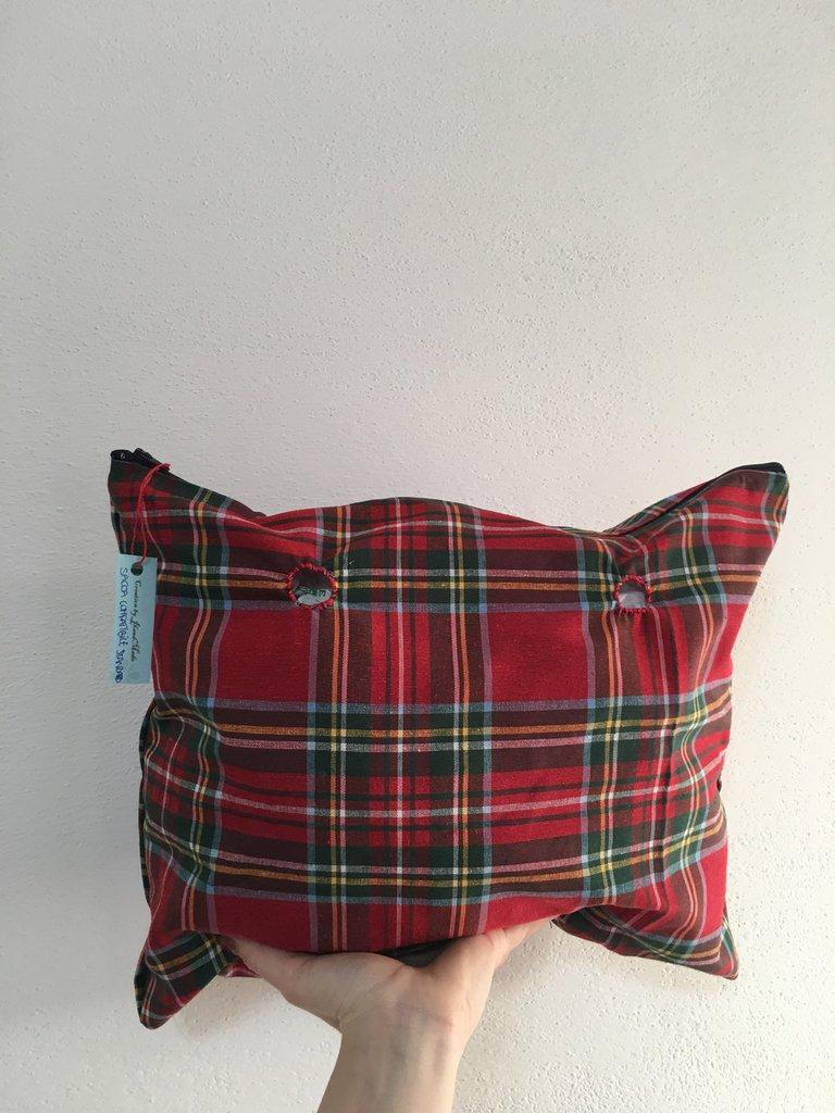 Canvas sacca per obag scozzese interno o 39 bag compatibile for Interno o bag