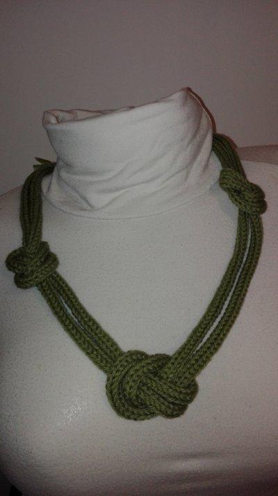 Verde con nodi