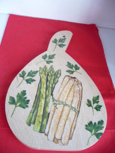 tagliere asparagi