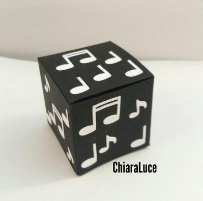 Scatolina regalo musicale
